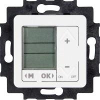 OPUS® 1 Zeitschaltuhr alpinweiß