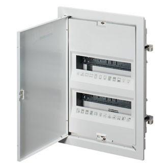 UP-Kleinverteiler Gewiss 40 CD IP40, 2-reihig