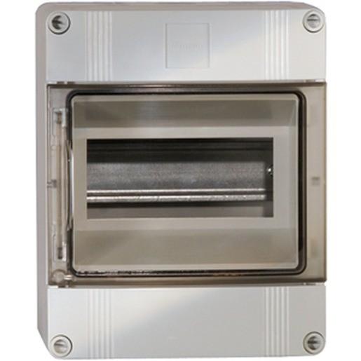 Feuchtraum Kleinverteiler IP65 APV 1-reihig 2-reihig 3-reihig 4-reihig 5-reihig