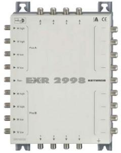 Kathrein Umschaltmatrix EXR 2998 9 Eingänge 8 Ausgänge kaskade