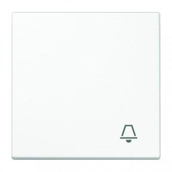 JUNG LS990KWW Wippe mit Symbol -Klingel- Alpinweiß