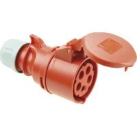 SIROX® CEE-Kupplung IP 44, 5-polig, 400 V, 6 h 32 A