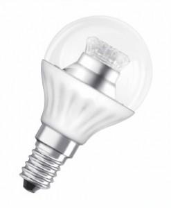 Osram PARATHOM CLASSIC P 3.5W/827 E14 LED Tropfenlampe klar CLP25WW