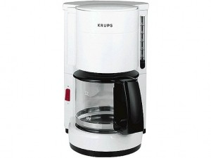 Krups Kaffeemaschine F 183 76 weiß