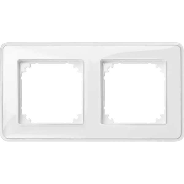 MERTEN MEG4020-3500 Rahmen, 2fach