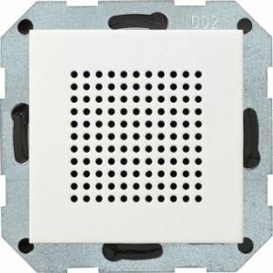 GIRA 228203 Zusatz-Lautsprecher Reinweiß glänzend