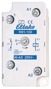 Eltako S91-100-230V AC Stromstoss-Schalter 10A 1 Schliesser