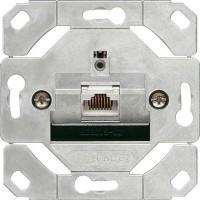 Gira 245100 Netzwerkdose 1-fach Cat.6A IEEE 802.3an Einsatz [Energieklasse A]