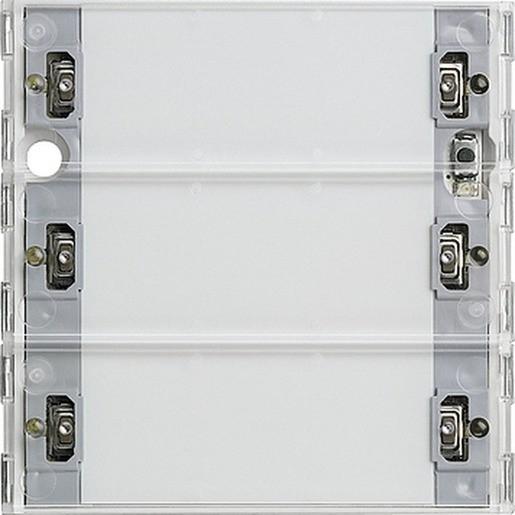 Gira 513300 KNX Tastsensor 3 Komfort 3fach