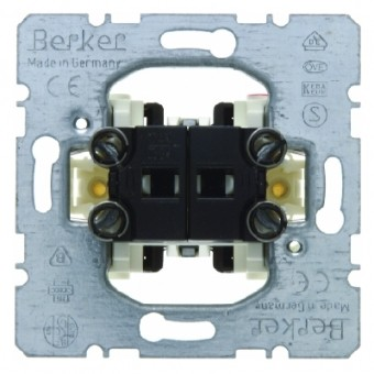 BERKER 303550 Serienschalter für Hohlwandmontage