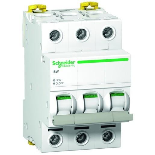 Schneider A9S65363 Lasttrennschalter iSW 3p 63A 240VAC