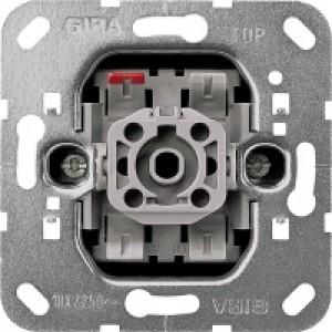Gira 015200 Wipptaster Einsatz Schließer 1polig mit sep. Meldekontakt