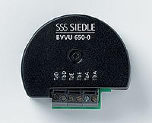 siedle bvvu 650 0 bus video verteiler unsymmetrisch zum. Black Bedroom Furniture Sets. Home Design Ideas