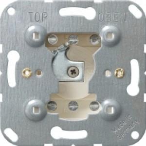Gira 014400 Schlüsselschalter Einsatz für alle DIN Profil Halbzylinder