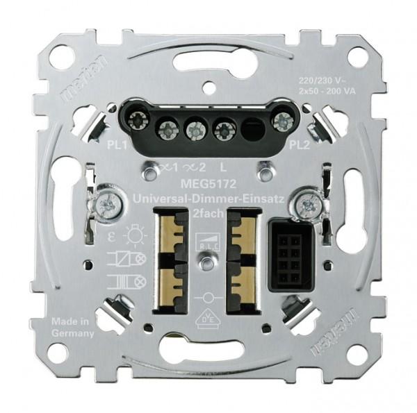 MERTEN MEG5172-0000 Universal-Dimmer-Einsatz