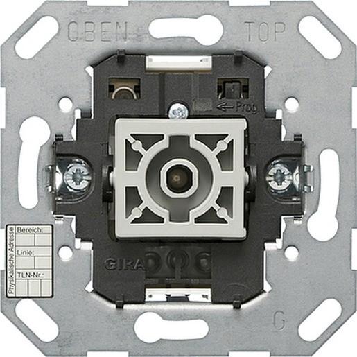 Gira 018400 KNX EIB Einsatz Taster 1fach 2 Punktbedienung