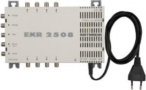 Kathrein Umschaltmatrix EXR 2508 5 Eingänge 8 Ausgänge aktiv kaskadierbar
