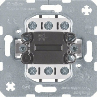BERKER 303303 Ausschalter 3polig 16 A / 400 V
