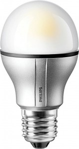 Philips Master LEDbulb 8W E27 470lm dimmbar 827 225° LED Retrofit