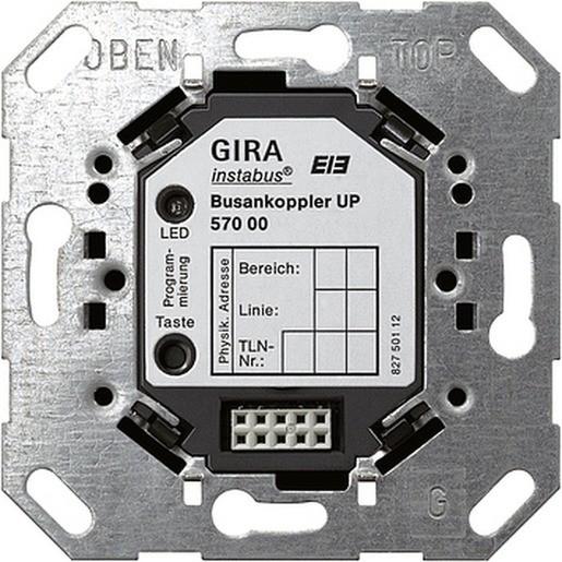 Gira 057000 KNX EIB Busankoppler Unterputz