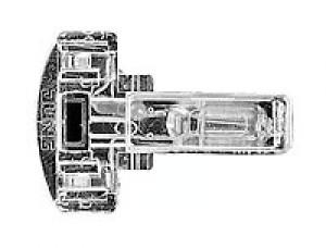 JUNG 95 Glimmlampe für Schalter und Taster. 230 V
