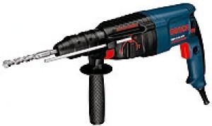 Bosch Bohrhammer 800 Watt GBH2-26DRE 2kg mit SDS-PLUS im Koffer