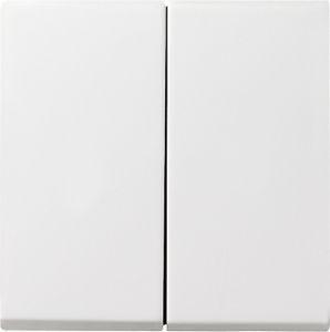 Gira 029503 Serienwippen für Serienchalter Reinweiss glänzend