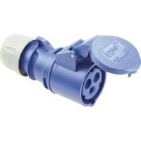 SIROX® CEE-Kupplung IP 44, 3-polig, 230 V, 6 h 16 A