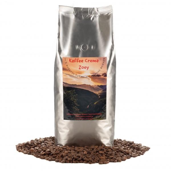 1kg Zoey Kaffee Crema