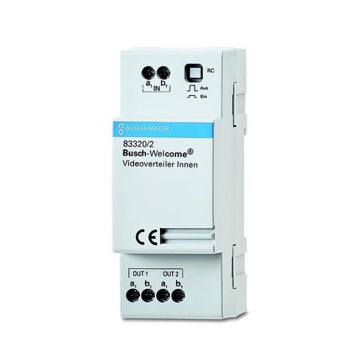 BUSCH-JAEGER 83320/2 Videoverteiler Innen REG