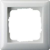 Gira 021103 Rahmen Reinweiß Glänzend 1 Fach