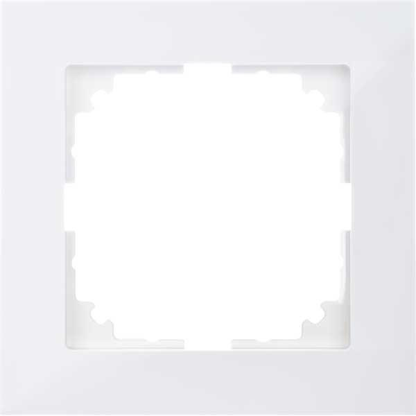 MERTEN MEG4010-3619 M-Pure-Rahmen, polarweiß 1-fach