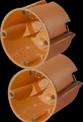 25St. F-Tronic E117 Hohlwandgeräteverbindungsdose
