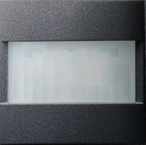 Gira 066128 System 2000 Komfort Aufsatz Bewegungsmelder Anthrazit
