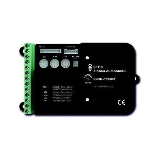 BUSCH-JAEGER 83110 Einbau-Audiomodul