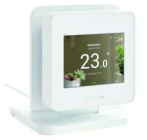 Merten MEG5050-0001 Wiser Home Touch mit Standfuß