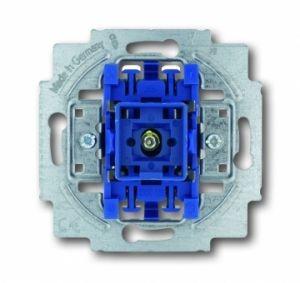 BUSCH-JAEGER 2000/6 USK Kontrollschalter mit Glimmlampe
