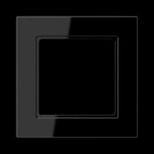 JUNG AC585SW A creation Rahmen Schwarz 5fach