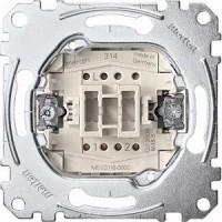 MERTEN MEG3116-0000 Aus/Wechselschalter Einsatz, 1-polig
