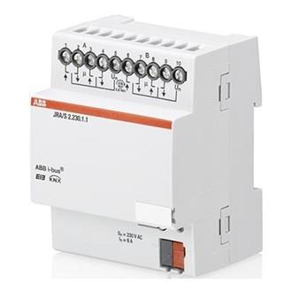ABB-JRA/S2.230.1.1 Jalousie-/Rollladenaktor 2fach