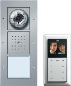 GIRA 049545 Einfamilienhaus-Paket Video
