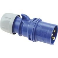 SIROX® CEE Stecker IP 44, 3-polig, 230 V, 6 h 16 A