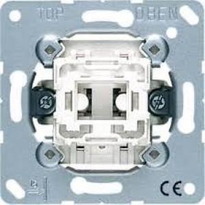 JUNG 506 KOU Wipp-Kontrollschalter Universal Aus-Wechsel mit Glimmlampe 90