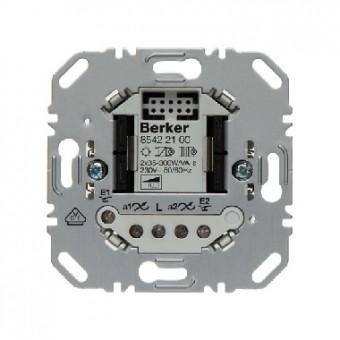 BERKER 85422100 Universal-Tastdimmer 2fach Hauselektronik