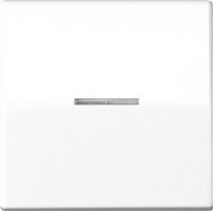Jung AS 591 KO5 WW alpinweiß Wippe für Kontrollschalter