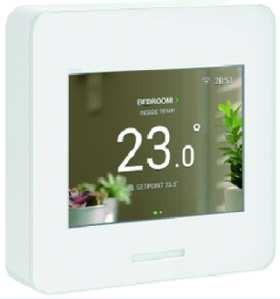 Merten MEG5050-0000 Wiser Home Touch für Wandmontage